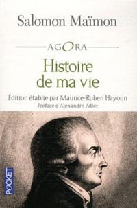 Salomon Maïmon - Histoire de ma vie.