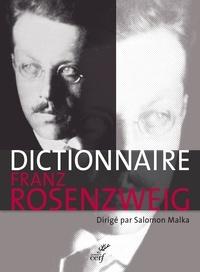 Le Dictionnaire Franz Rosenzweig - Une étoile dans le siècle.pdf