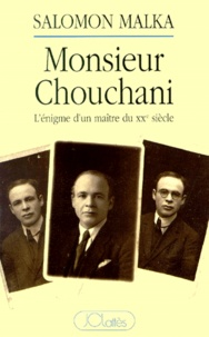 MONSIEUR CHOUCHANI. Lénigme dun maître du XXème siècle.pdf