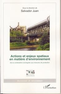Deedr.fr Actions et enjeux spatiaux en matière d'environnement - De la contestation écologiste aux mesures de protection Image