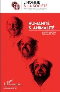 Salvador Juan - L'Homme et la Société N° 210, 2019/2 : Humanité & animalité.