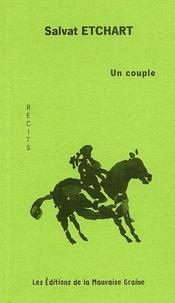 Salvat Etchart - Un couple.
