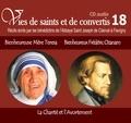Rassemblement à son image - Bienheureuse Mère Teresa et Bienheureux Frédéric Ozanam - La charité et l'avortement. 1 CD audio