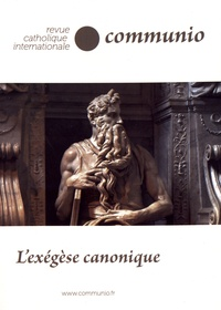 Olivier Artus - Communio N° 265, septembre-oc : L'exégèse canonique.