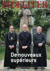 Philippe Toulza - Fideliter N° 244, juillet-août : De nouveaux supérieurs.