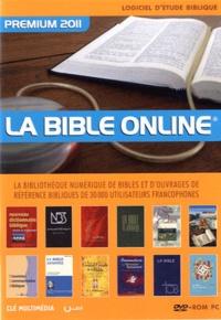 Clé - La Bible online version premium 2011 - Logiciel d'étude biblique. 1 Cédérom