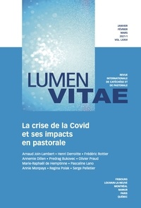Lumen Vitae - Lumen Vitae Volume N° 76, janvie : .