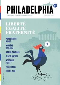 Charlotte Reynaud - Philadelphia  : Liberté, Egalité, Fraternité.