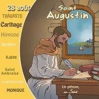 Marc Geoffroy - Saint Augustin. 1 CD audio