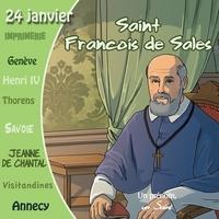 Marc Geoffroy - Saint François de Sales. 1 CD audio
