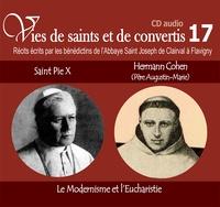 Saint Pie X et Hermann Cohen (Père Augustin-Marie) - Le modernisme et leucharistie.pdf