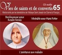Vies de saints et convertis - Bienheureuse soeur Rosalie Rendu - Vénérable soeur Marie Potter.pdf