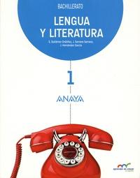 Salvator Gutierrez Ordonez et J. Serrano Serrano - Lengua y literatura 2.