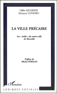 Salvatore Condro et Gilles Ascaride - .