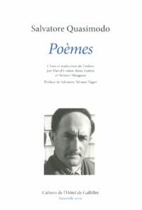 Salvatore Quasimodo - Poèmes.