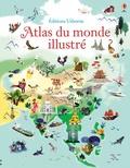 Sam Baer et Nathalie Ragondet - Atlas du monde illustré.