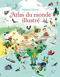Atlas du monde illustré - Sam Baer |