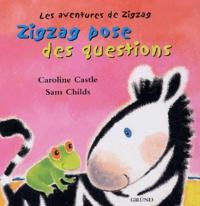 Sam Childs et Caroline Castle - Zigzag pose des questions.