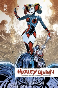 Galabria.be Harley Quinn rebirth Tome 7 Image