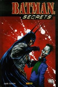 Sam Kieth - Batman Tome 1 : Secrets.