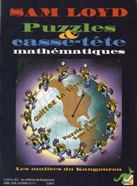 Sam Loyd - Puzzles & casse-tête mathématiques.