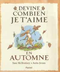 Sam McBratney - Devine combien je t'aime en automne.