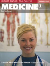 Sam McCarter - Medicine 1 - Student's Book.