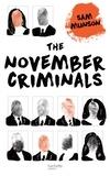 Sam Munson - The November criminals.
