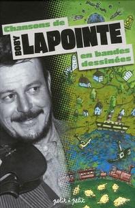 Sam Olivier et Christophe Renault - Chansons de Boby Lapointe en bandes dessinées.
