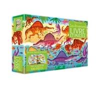 Coffret Les dinosaures - Livre et puzzle.pdf