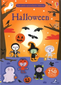 Sam Smith et Lauren Ellis - Halloween - Avec plus de 250 autocollants réutilisables.