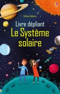 Le système solaire- Livre dépliant - Sam Smith |