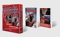 Sam Smith et David Halberstam - Michael Jordan - Coffret en 2 volumes, Jordan, la loi du plus fort ; Michael Jordan, jouer pour la postérité.