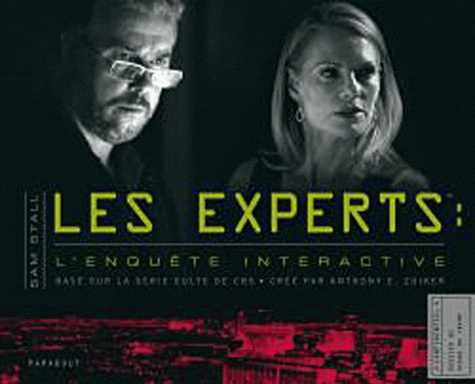 Sam Stall - Les experts : L'enquête interactive.
