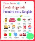 Sam Taplin et Rosalinde Bonnet - Ecoute et apprends - Premiers mots d'anglais.