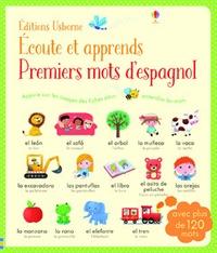 Sam Taplin et Mairi Mackinnon - Ecoute et apprends - Premiers mots d'espagnol.