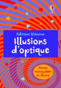 Goodtastepolice.fr Illusions d'optique - Fiches nettoyables et feutre Image