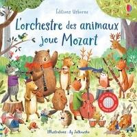 Sam Taplin et Ag Jatkowska - L'orchestre des animaux joue Mozart.