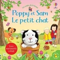 Sam Taplin et Simon Taylor-Kielty - Le petit chat - Livre marionnette à doigt.