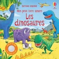 Les dinosaures- Mon petit livre sonore - Sam Taplin |