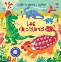Sam Taplin et Federica Iossa - Les dinosaures.