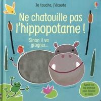 Sam Taplin et Ana Larrañaga - Ne chatouille pas l'hippopotame ! - Sinon il va grogner....