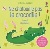 Sam Taplin - Ne chatouille pas le crocodile ! - Sinon il va grogner....