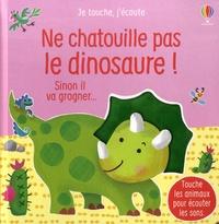 Sam Taplin et Ana Larrañaga - Ne chatouille pas le dinosaure ! - Sinon il va grogner....