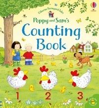Sam Taplin et Simon Taylor-Kielty - Poppy and Sam's Counting Book.