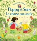 Sam Taplin et Stephen Cartwright - Poppy et Sam - La chasse aux oeufs.