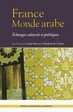 Samaha Khoury et Alhadji Bouba Nouhou - France Monde arabe - Echanges culturels et politiques.