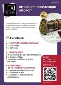 Livres électroniques téléchargeables gratuitement en ligne Introduction historique au droit ePub CHM DJVU en francais par Saman Safatian