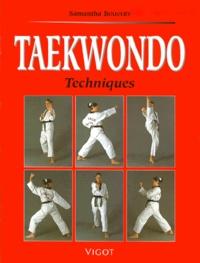 Deedr.fr Taekwondo. Techniques Image