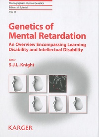 Genetics of Mental Retardation - An Overview Encompassing Learning Disability and Intellectual Disability.pdf